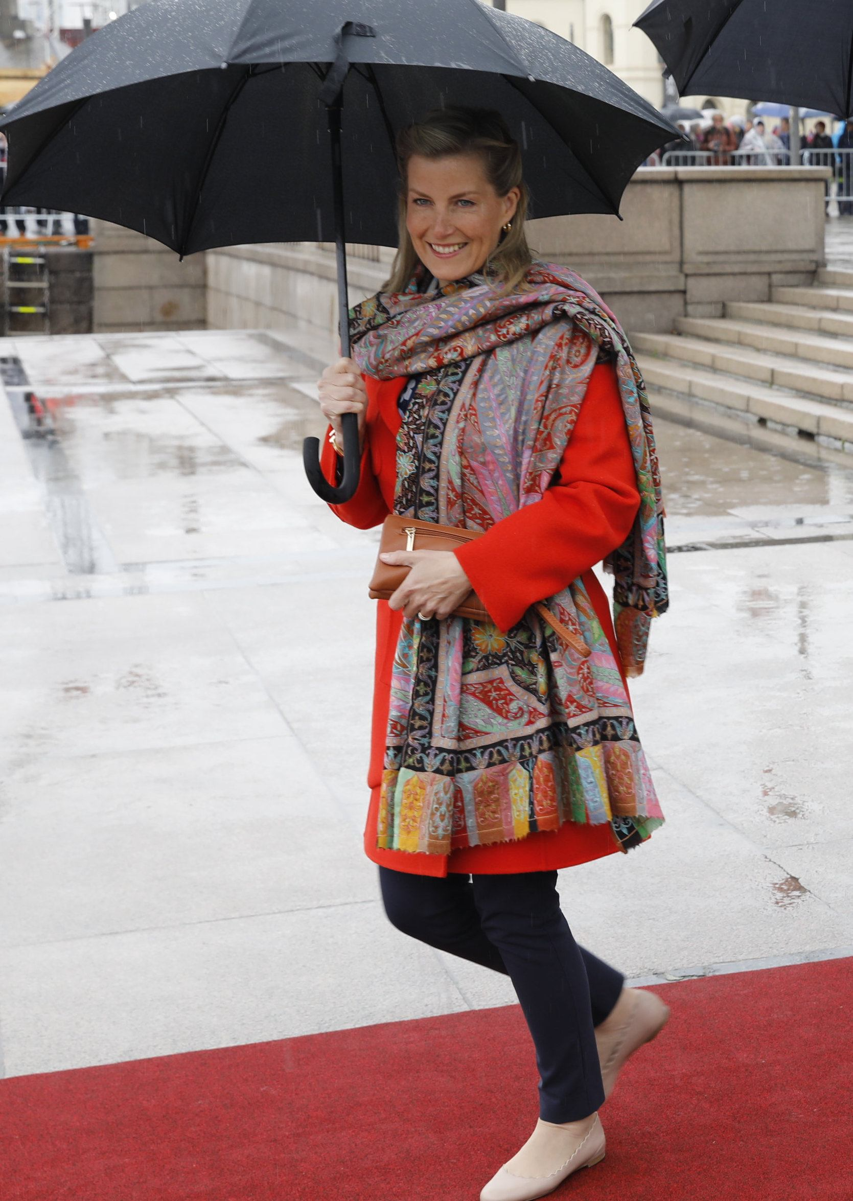 Sophie, Countess of Wessex Birthday of the King and Queen of Norway