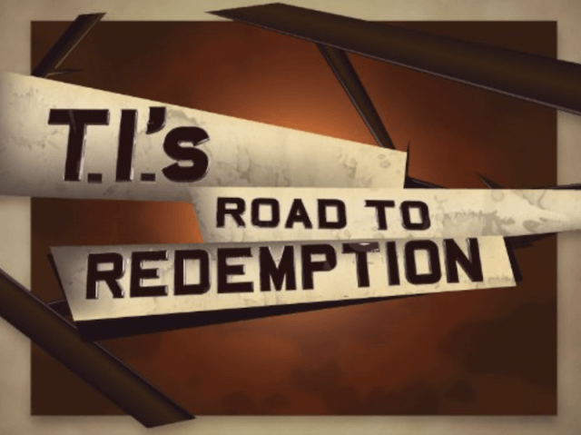 T.I.'s Road To Redemption's logo.