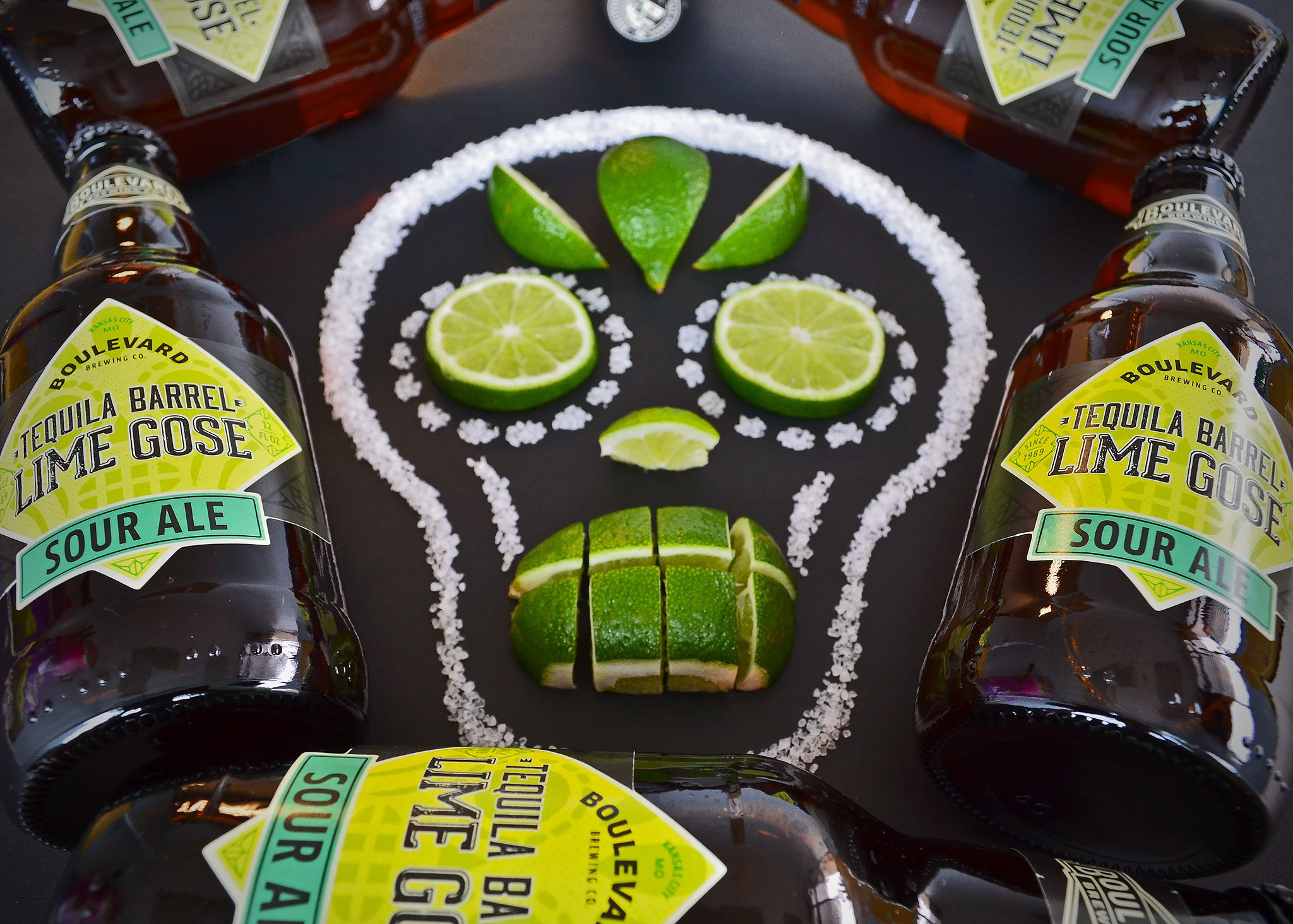 Tequila Barrel Lime Gose