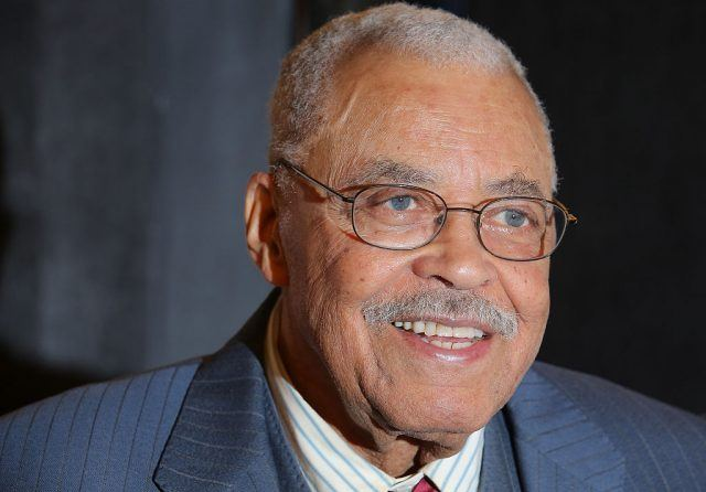 """Actor James Earl Jones attends the """"The Gin Game"""" Broadway opening night"""