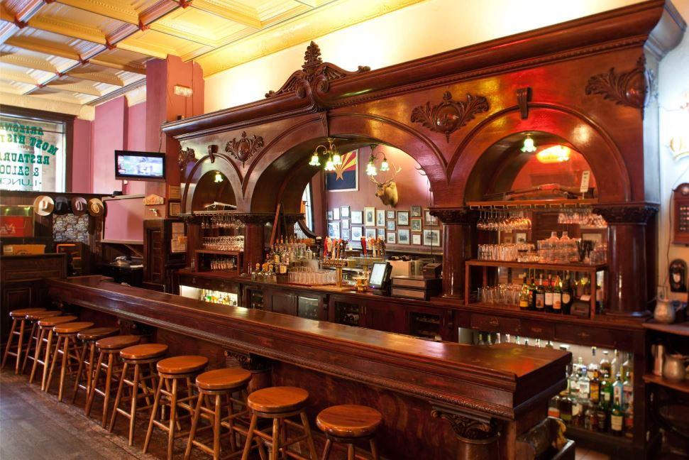 Arizona's The Palace Saloon