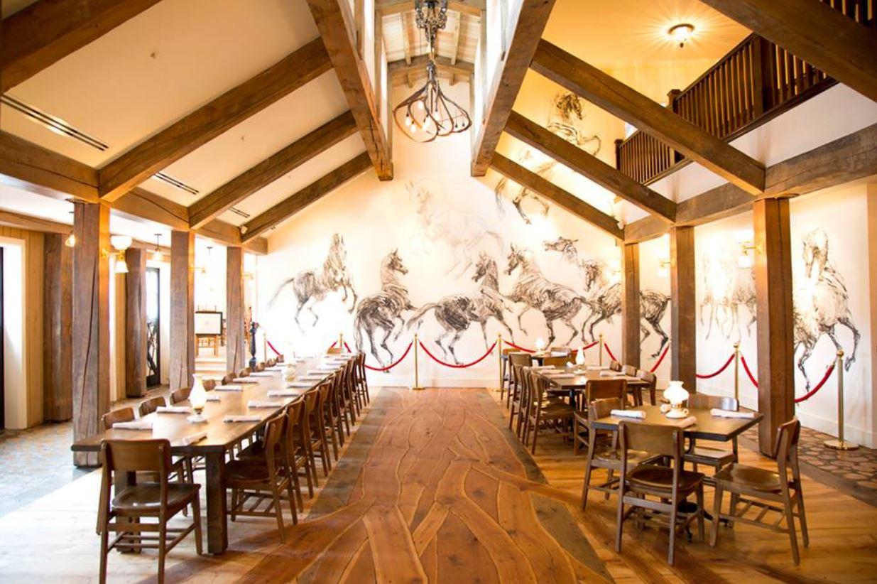 Check out the White Horse Inn