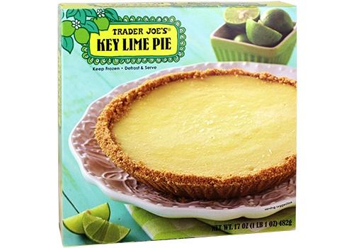 Trader's joe's key lime pie