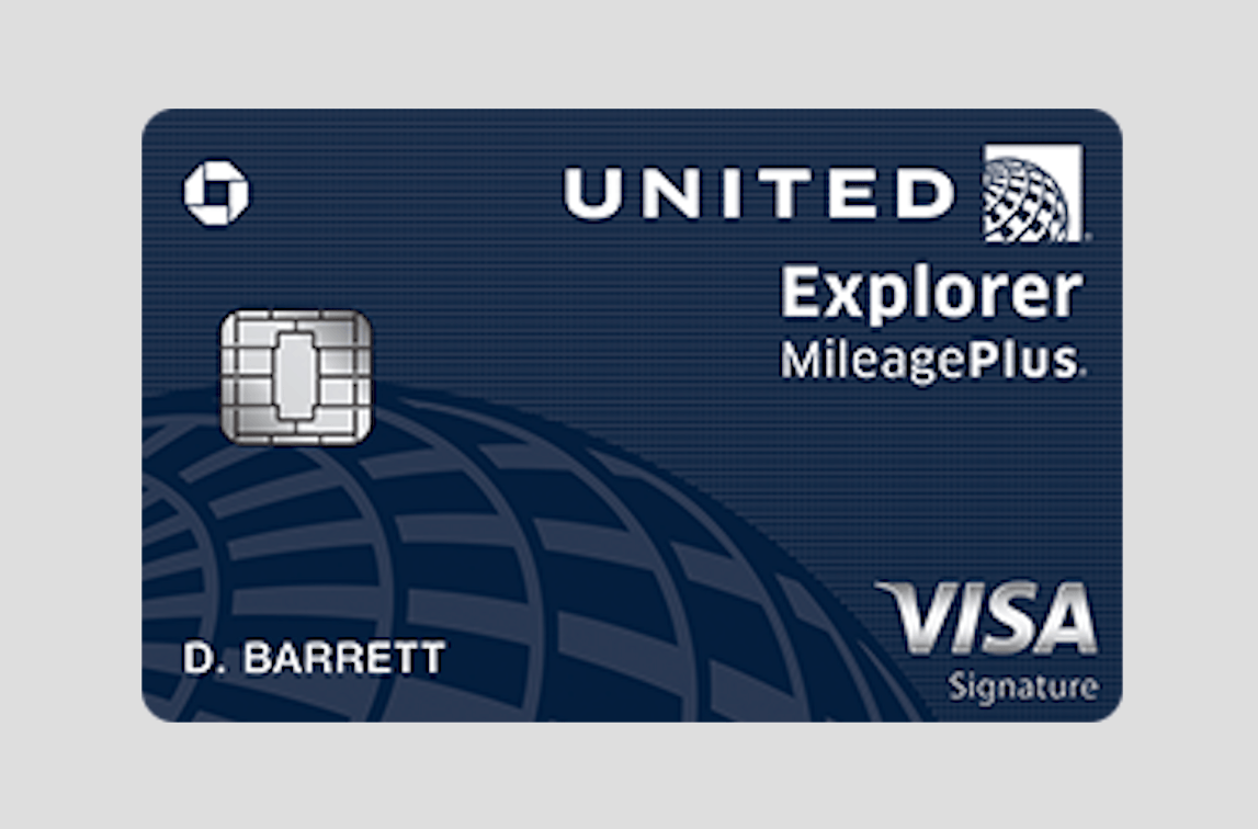 United MileagePlus Explorer