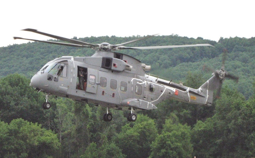 VH-71 Presidential Helicopter