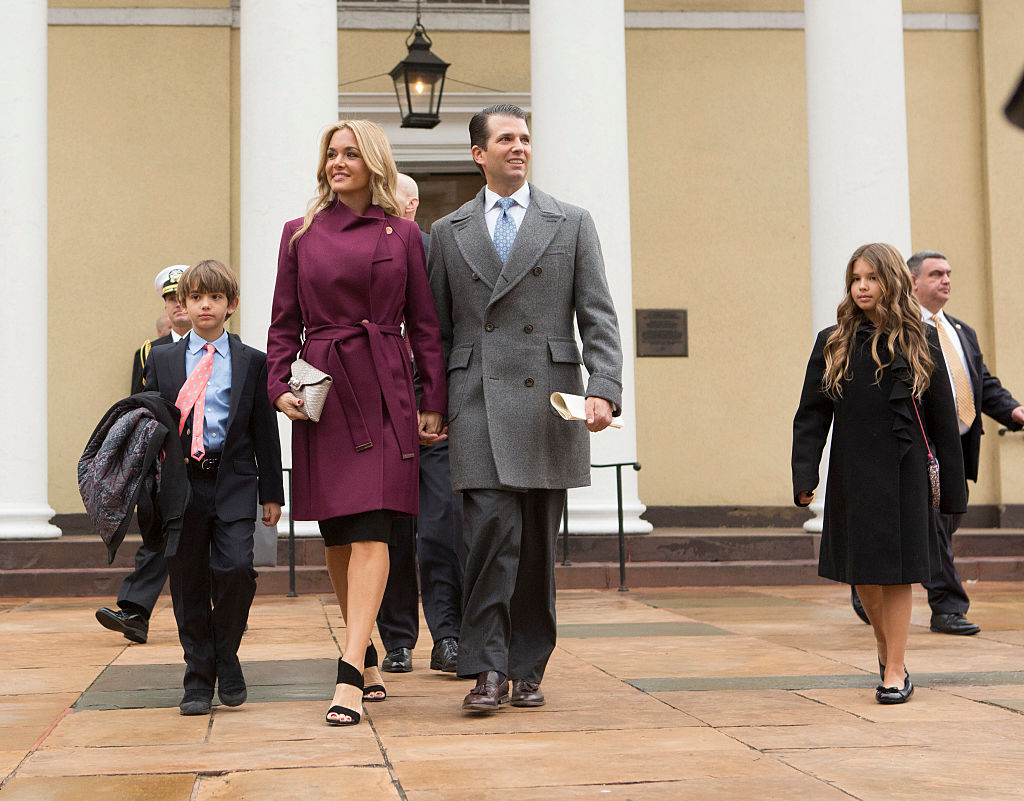 Vanessa Trump Donald kids