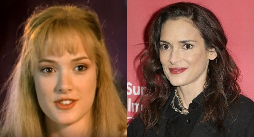 Stranger Things' Winona Ryder