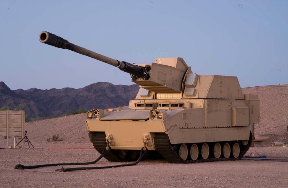 XM1203 Non Line of Sight-Cannon