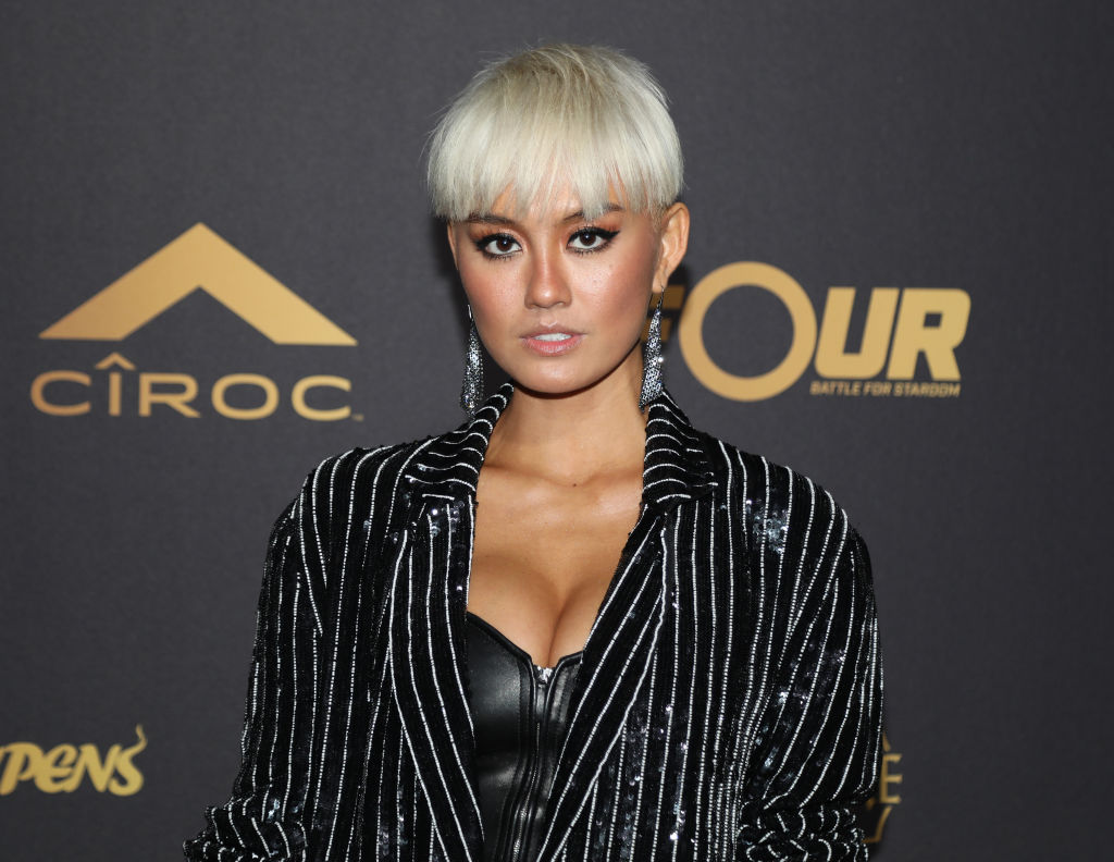 Even If Chris Brown And Agnez Mo Are Dating Its The Least Interesting Thing About Her