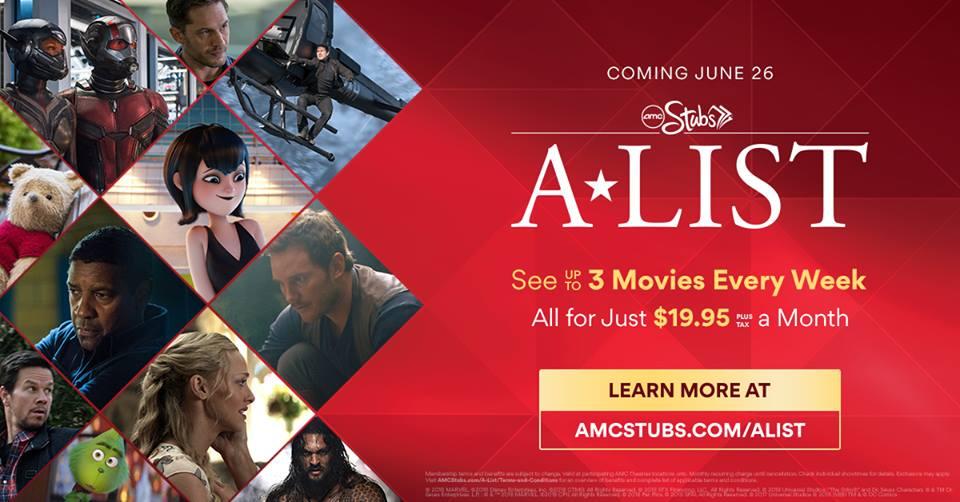AMC A-List