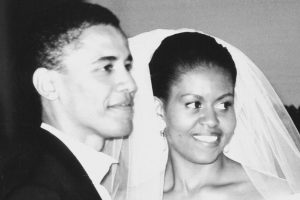 These Photos From Barack and Michelle Obama's Wedding Will Make You Believe In Love Again
