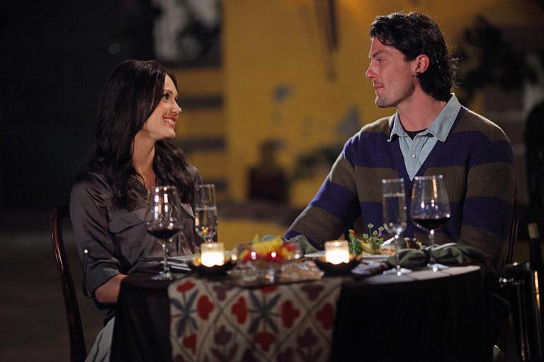 Desiree Hartsock and Brooks Forester on The Bachelorette