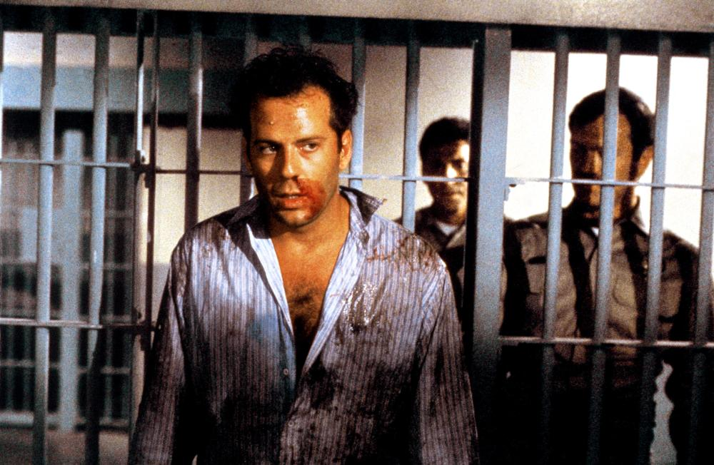 Bruce Willis in Blind Date