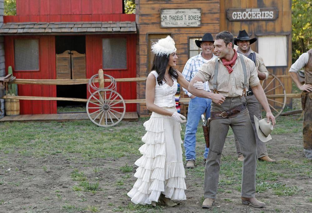 Desiree Hartsock and Bryden Vukasin on The Bachelorette