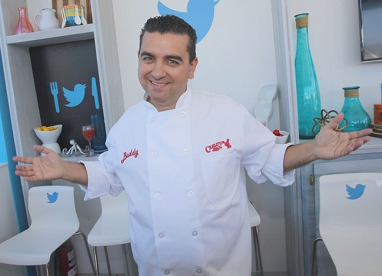 Chef Buddy Valastro