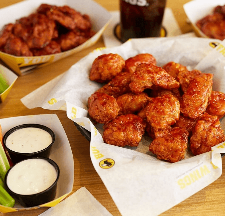 Buffalo Wild Wings wings