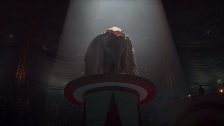 Dumbo teaser trailer image