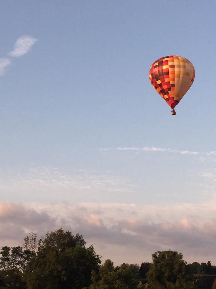 eHotAir balloon