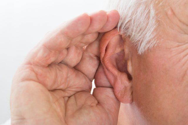 crease in your ear