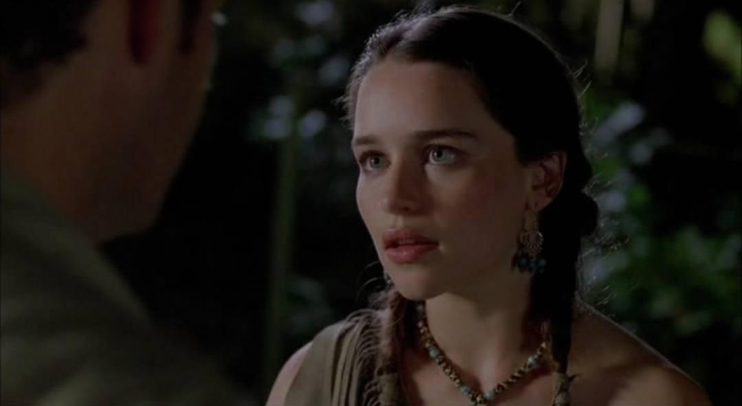 Emilia Clark in Triassic Attack