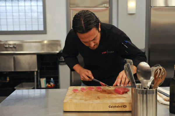 Fabio Viviani on Top Chef