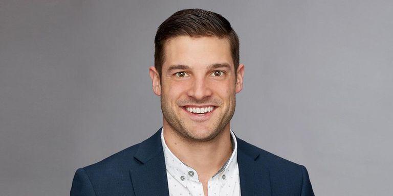Garrett Yrigoyen on The Bachelorette