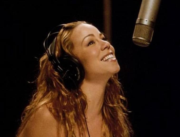Mariah Carey in Glitter