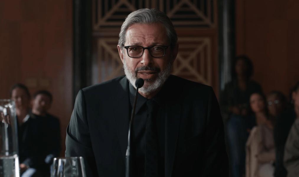Jeff Goldblum in Jurassic World: Fallen Kingdom