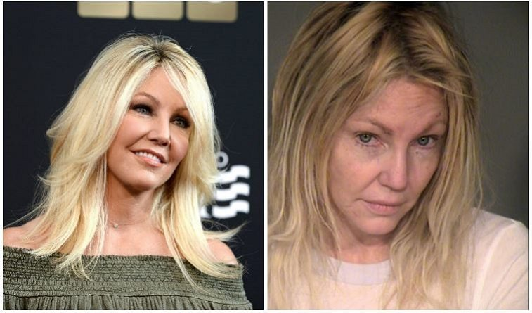 Heather Locklear composite image