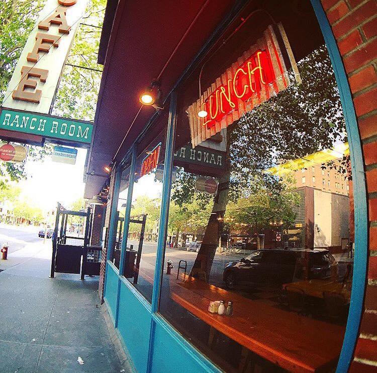 Horseshoe Cafe in Washington
