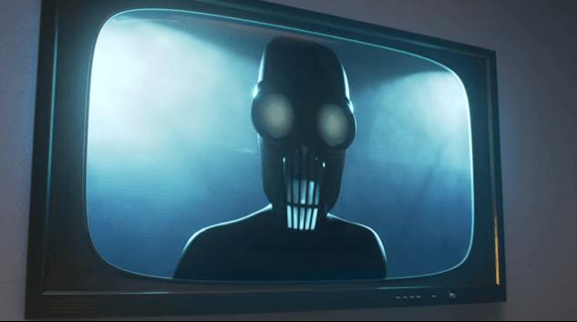 Screenslaver in Incredibles 2