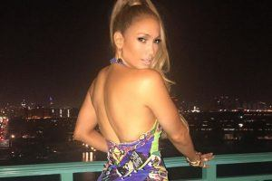 Jennifer Lopez's Sexiest Instagram Photos