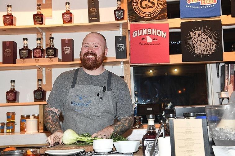 Chef Kevin Gillespie