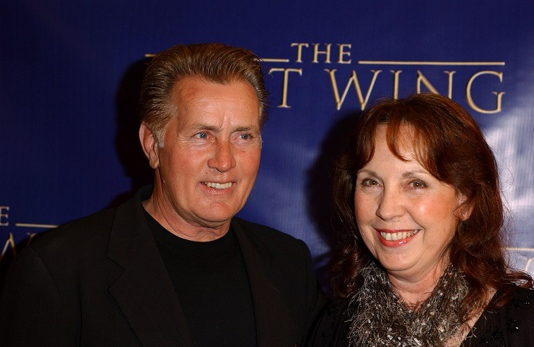 Martin Sheen and Janet Sheen