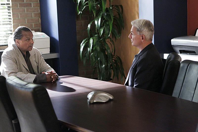 Billy Dee Williams on NCIS
