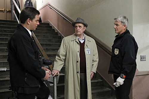 Bob Newhard on NCIS