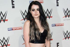 WWE's Paige Struck in the Face by an Angry Fan After 'Money in the Bank' Event