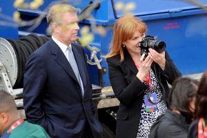 Inside Prince Andrew and Sarah Ferguson's Relationship