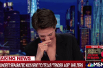The Way Rachel Maddow and Corey Lewandowski Reacted to the News of Immigrant Children Being Detained Is Very Revealing