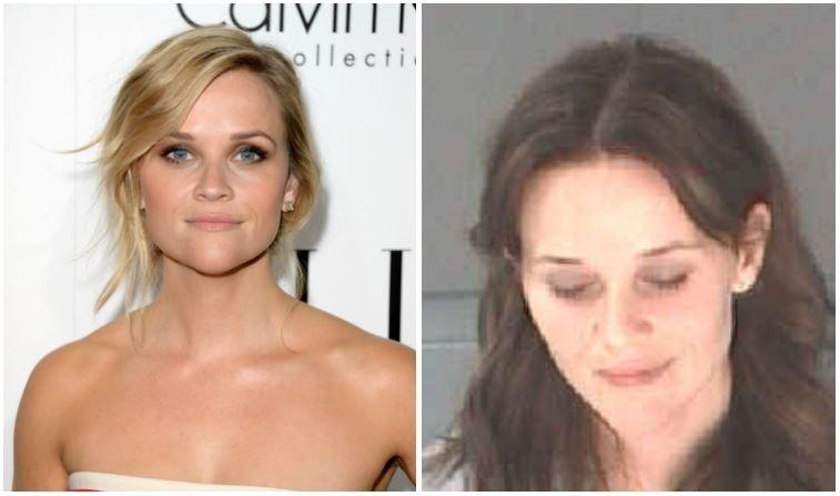 Reese Witherspoon composite image