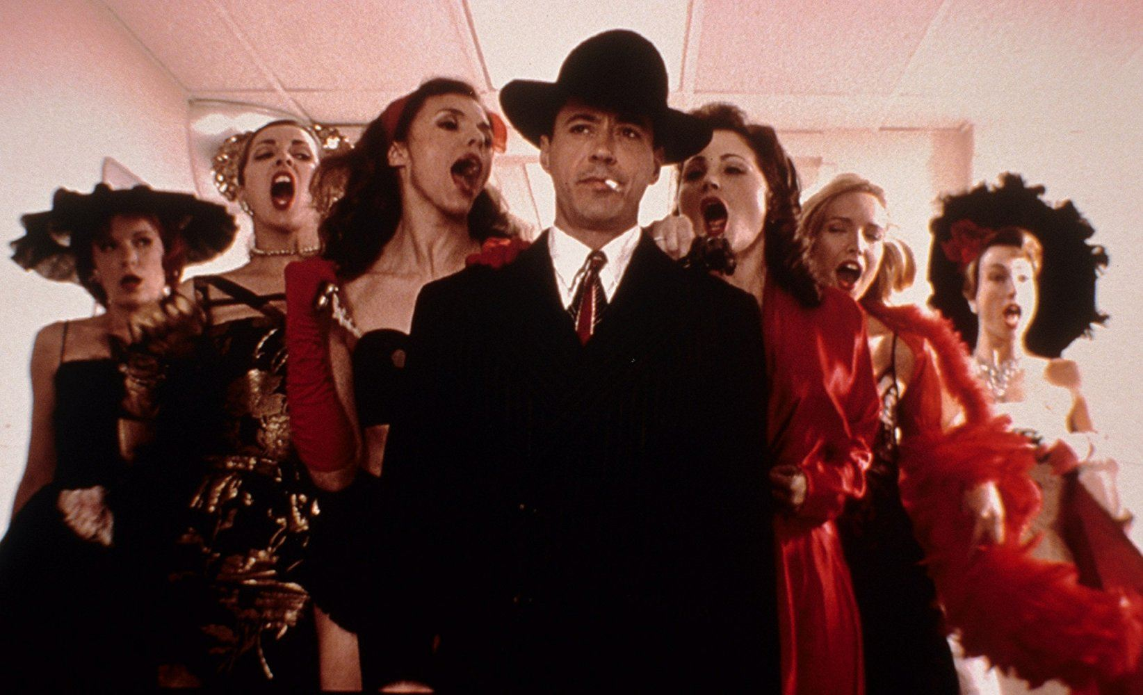 Robert Downey Jr in The Singing Detective