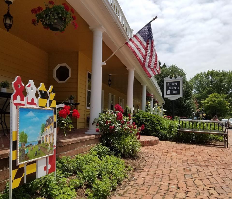 The Robert Morris Inn in Maryland