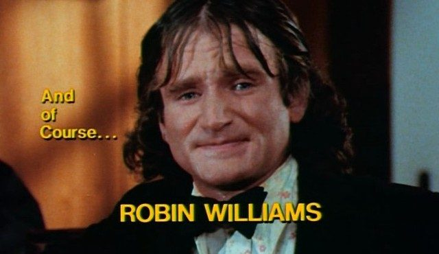 Robin Williams in Can I Do It 'Till I Need Glasses?