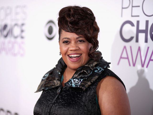 Actress Chandra Wilson attends the People's Choice Awards 2017 at Microsoft Theater