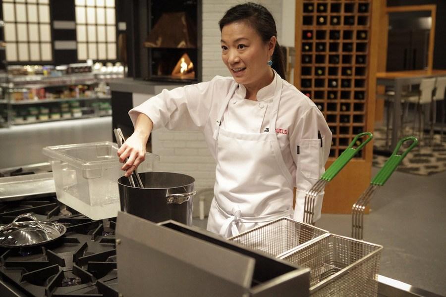 Shirley Chung on Top Chef