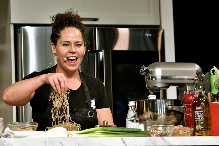 Chef Stephanie Izard