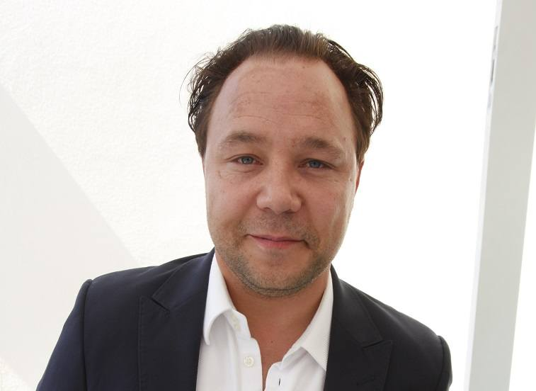 Actor Stephen Graham attends the Nathalie Dubois Pre-Emmy Gift Suite at Luxe Hotel on September 17, 2011 in Beverly Hills, California.