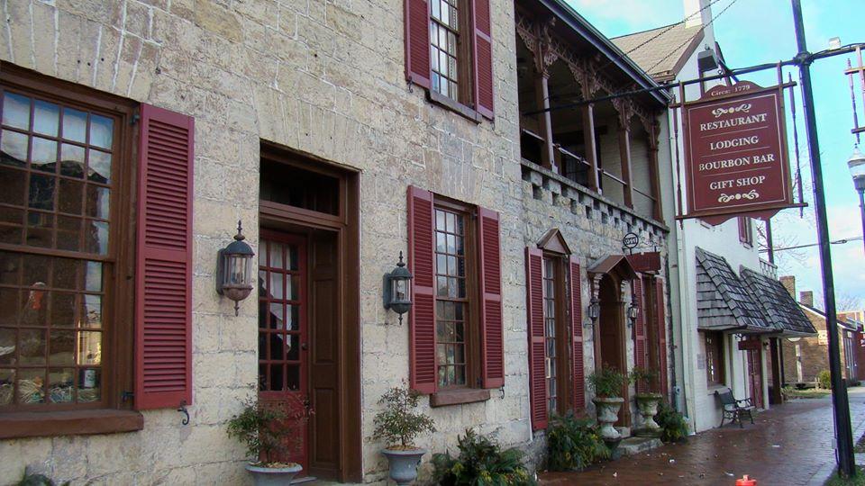 The Old Talbott Tavern in Kentucky