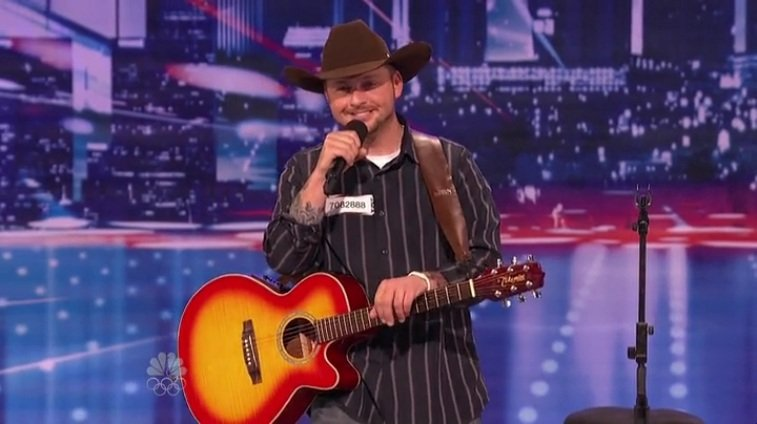 Timothy Poe on America's Got Talent