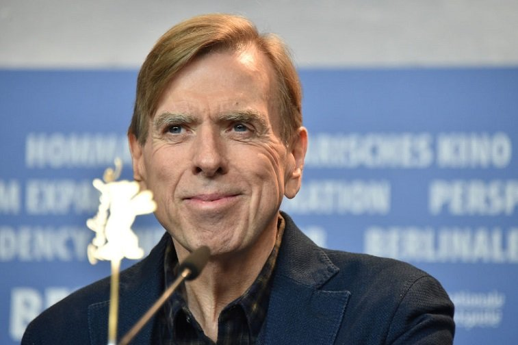 Timothy Spall attends the 'The Party' press conference during the 67th Berlinale International Film Festival Berlin at Grand Hyatt Hotel on February 13, 2017 in Berlin, Germany.